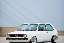 Golf Mk2 Ideas / Ideas to implement into my own mk2