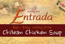 Cooking With Entrada / Cooking with Entrada, a brand new partnership between Hispanic Kitchen and Vibrant TV! Every week we will be sharing a different recipe from Entrada for you to enjoy.