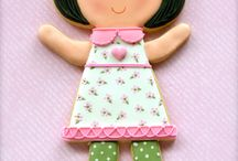Cookie doll