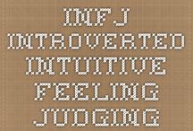 INFJ and INFP Moms / Introverted Intuitive Feeling Judging   Introverted Intuitive Feeling Prospecting  Ideally as Highly sensitive moms we must unite.........quietly in our own homes :) Knowing ourselves Still figuring out which one is my type.