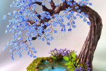 koralkove bonsaje