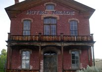 Bannack, Montana / I've never been to Montana, but if I get there one day, I'm going to visit this amazing ghost town.