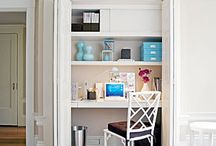 Office Space / Closet to office