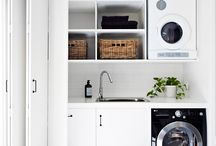 Compact laundry ideas
