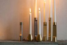 single candle holder