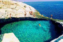 Řecko Thassos