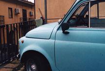 My fiat500 Pics / Love for VintageCars • #fiat500 •