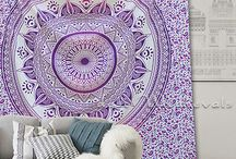 wall tapestry bedroom