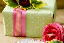 Gift Wrap and Card Ideas / by Heather Junge