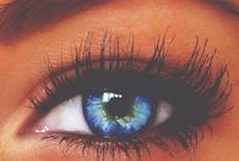 Eyes/makeup