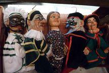 ART - puppets
