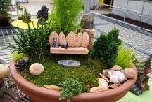 Miniature Gardens / Come to River Street Flowerland for all your mini garden supplies!