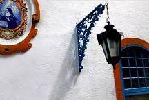 Decoração mediterrânea / Fachadas, ambientes e objetos em estilo mediterrâneo