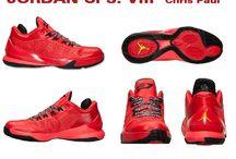 JORDAN CP3 VIII / Nuevas Jordan CP3 VIII Chris Paul