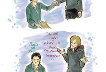 Thor x Loki