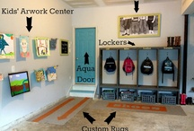Mud room ideas / by Marcy Larson