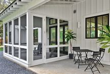 Screened in Porches / Save ourselves from bugs