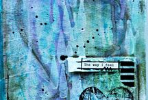 Art Journal Pages & Projects / by Barbara Doyle