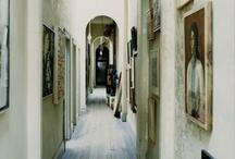 A Hallway To Venture / by Anna Lewis