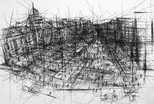 Sketch drawings