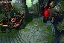 League of Legends - Summoners Rift - Visual Update