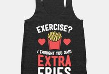 Diet and Exercise?