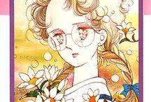 70s,80s shojo manga