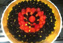 Sweet creations...:) / #homemadefood #cake&sweets #kitchen