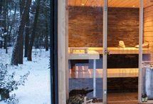 Sauna badstue