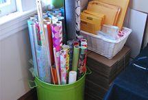 Organization / by Christine @ Little Brags Blog