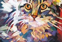 pet paintings & drawings