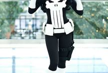 Punisher / Cosplay, hqs, art