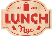 LunchNYC / Lunch NYC encourages and teaches New Yorkers how to live healthier lifestyles one lunch at a time. Lunch NYC is supported by the NYC Mayor's office to further investigate healthy food options and initiatives throughout the city. / by Birds Nest Foundation