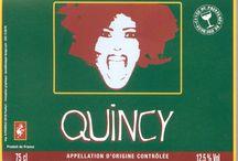 Quincy en scène, Printemps de Bourges. / Le vin de Quincy aux couleurs du Printemps de Bourges.