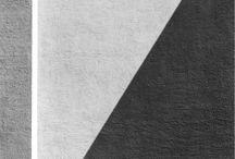 Black and white / Inspiration board