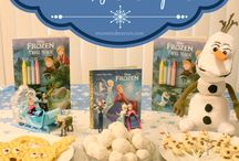 Disney Frozen Party  / by Sarah-Lou