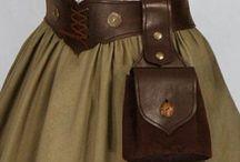 Crafts/sewing: torby, plecaki, pojemniki do pasów