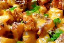 Potatoes / potato dishes / by Linda Morrison