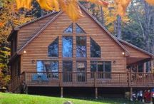Maine Log Cabin Rental / Maine log cabin for rent in Greenville, Maine Moosehead Lake Region. The ultimate vacation getaway cabin. Enjoy gardens, wildlife viewing and the waterfront at the cabins.