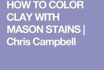 colour clay