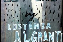 COOPER GUTTERS / VERNISSAGE DA COSTANZA ALGRANTI www.costanzaalgra... www.danielecosta....