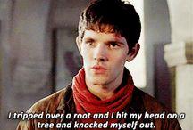 The Adventures of Merlin.
