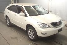 Toyota Harrier 2007 Pearl - The very efficient and stable car ,Get good deals of the Harrrier. / Refer:Ninki25158 Make:Toyota Model:Harrier Year:2007 Displacement:2400 CC Steering:RHD Transmission:AT ColorPearl FOB Price:12,600 USD Fuel:Gasoline Seats  Exterior Color:Pearl Interior ColorGray Mileage:86,000 Km Chasis NO:ACU30-9851620 Drive type  Car type:SUV