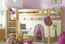 Ella's Room Ideas / by Jamie M.