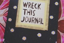 Wreck this journal❤️