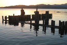 Sunshine Coast B.C. / Take a ferry north of Vancouver. B.C. . . .  / by visual chick