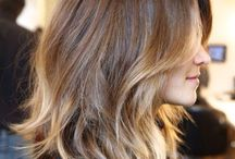 Hair beauty fashion