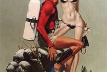 artist - Robert McGinnis