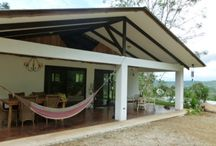 Two Homes with View of Tallest Waterfall in Costa Rica / http://www.dominicalrealty.com/property/?id=3916