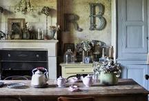 country kitchen / einrichtung und dekoration